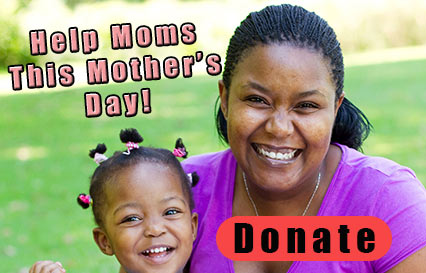 Help Moms this Mother's Day