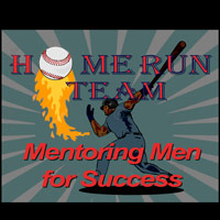 Men who mentor men on towards success.